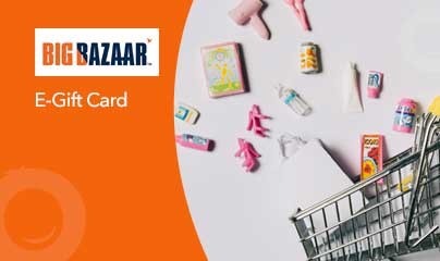 Big Bazaar Gift Cards