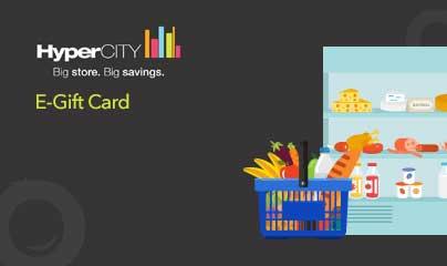 HyperCity Gift Cards