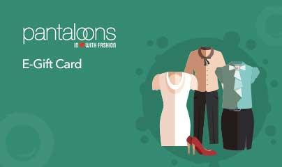 Pantaloons Gift Cards