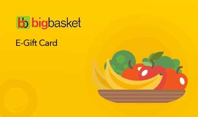 BigBasket Gift Cards