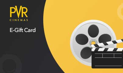 PVR Gift Cards