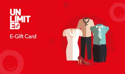 Unlimited Gift Cards