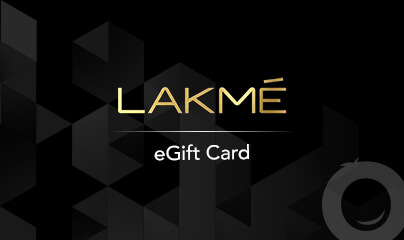 Lakme Gift Cards