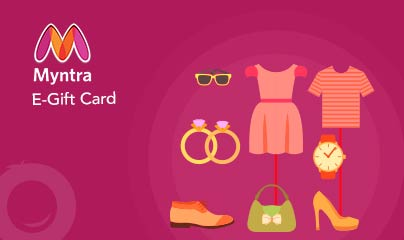 Myntra Gift Cards