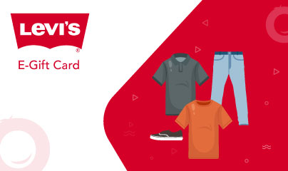 Levis Gift Card