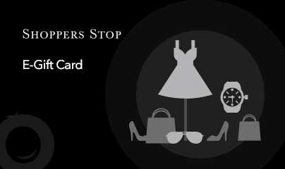 Shoppers Stop E-Gift Card