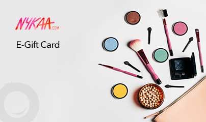 Nykaa E-Gift Card