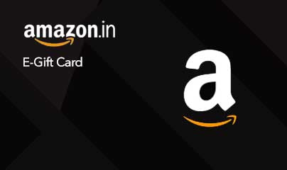 Amazon Gift Card Offers Vouchers Codes Online In India