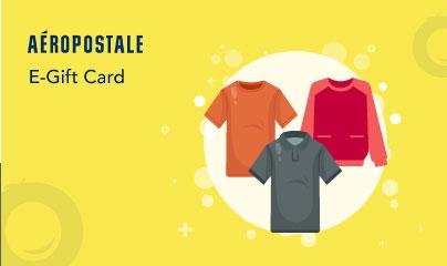 Aeropostale E-Gift Card