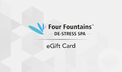 Four Fountain Spa E-Gift Card