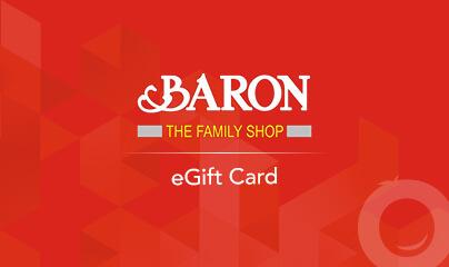 Baron E-Gift Card