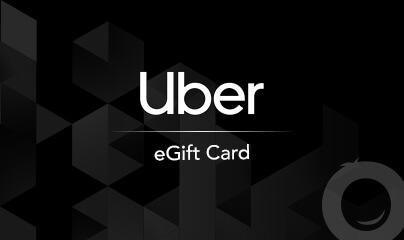 Uber E-Gift Card