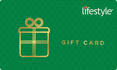 Lifestyle E-Gift Card