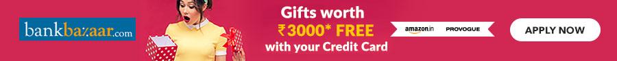 Bank Bazaar Offers