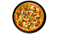 Special Offer - Flat 40% OFF On Pizzas