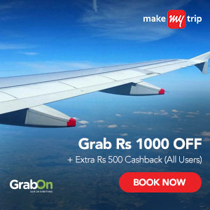 Make My Trip Flight Promo Code