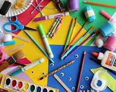 Art and Craft Supplies Coupons