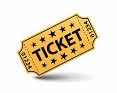 Tickets Coupons