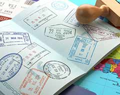 Travel VISA Coupons