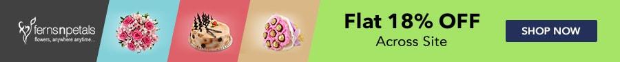Ferns N Petals Coupons