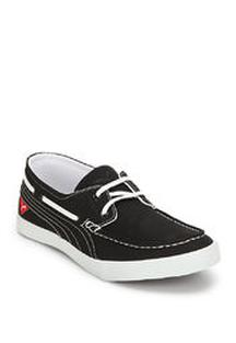 Flat 40% OFF Puma Black Sneakers