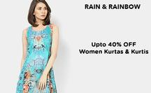 Upto 40% OFF on Kurtas & Kurtis for Women