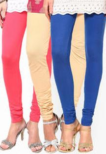 Women Leggings & Jeggings @ 50% OFF