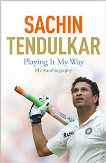Buy Sachin Tendulkar: Playing it My Way - My Autobiography Book