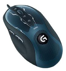 Logitech Optical Gaming Mouse (Black) @ Flat 55% OFF