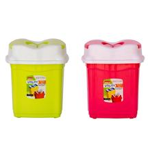 Aristo Utility Dust Bin 5 Litres Pink @ Rs 169
