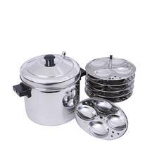 Tallboy Murugan Idly Cooker 6 Plates at Just Rs 599