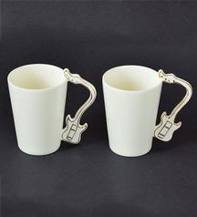 Shop Guitar Shape Milk Mug for just Rs 368