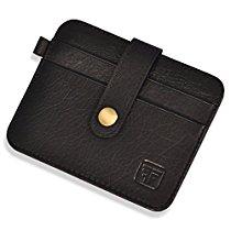 Fashion Freak Credit Card Holder (Leather - Black) (BLCH002) 96