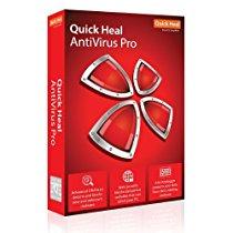 Quick Heal Antivirus Pro Latest Version - 1 PC, 1 Year (CD/DVD) 728