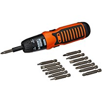 Black & Decker A7073 Battery Powered Screwdriver