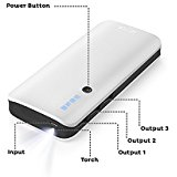 Stonx 10400mah Power Bank