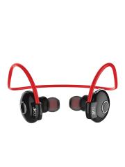 boAt Black & Red Rockerz 210 Wireless In Ear Headphones
