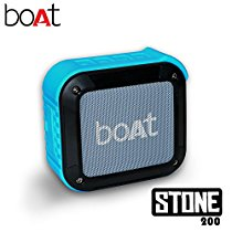 boAt Stone 200 Portable Bluetooth Speaker (Blue)