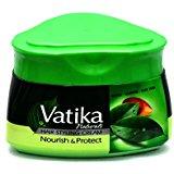 Dabur Vatika Naturals - Nourish & Protect - Styling