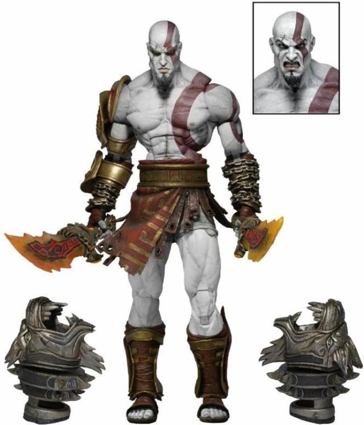 NECA God of War III – Ultimate Kratos AF(Multicolor)
