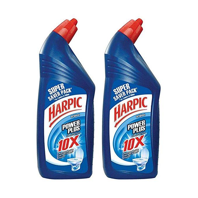 Harpic Original Powerplus - 1 L (Pack of 2)