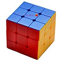 Toyshine High Stability Stickerless - 3x3x3 Speed Cube