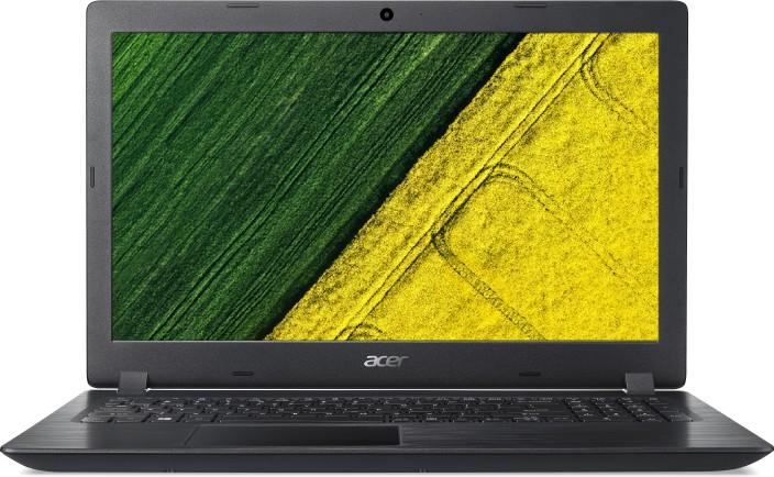 Acer Aspire 3 Celeron Dual Core - (2 GB/500 GB HDD/Linux) A315-31 Laptop(15.6 inch, Black, 2.1 kg)