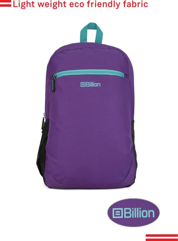 Billion HiStorage Backpack(Purple)