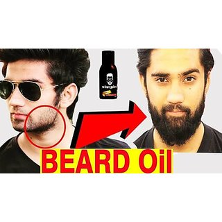 Beard Oil Natural (30 ml)