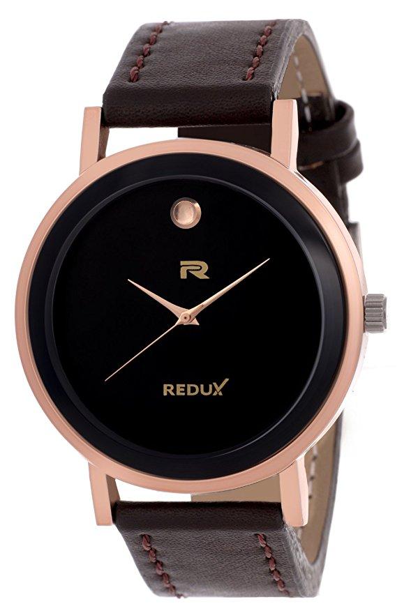 Redux Analog Black Dial Mens Watch - RWS0131S