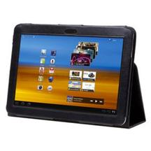 Samsung Galaxy TAB 10.1 Leather Case Cover Black @ 67% OFF