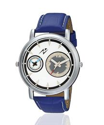 Yepme Dulaz Men's Watch - White/Blue