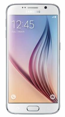 Flat Rs 2500 OFF on Samsung S6 64GB (White Pearl)