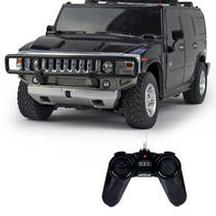 62% Off on Saffire1:24 Remote Controlled Hummer H2 Suv